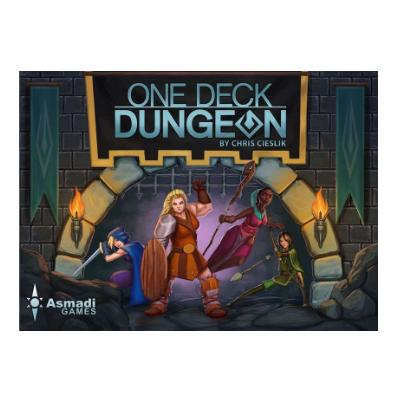 One Deck Dungeon – EN