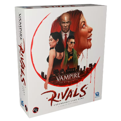 Vampire The Masquerade: Rivals – EN