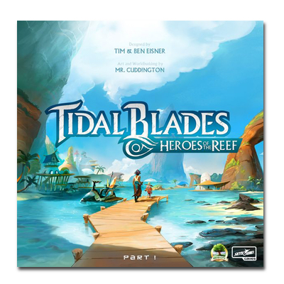 Tidal Blades: Heroes of the Reef – EN