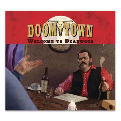 Doomtown Reloaded: Welcome to Deadwood – EN