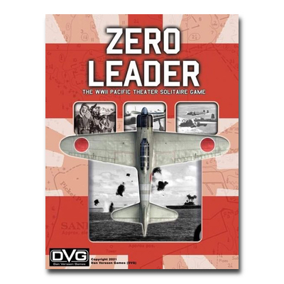 """Zero Leader """"The WWII Pacific Theater Solitair Game"""" – EN"""