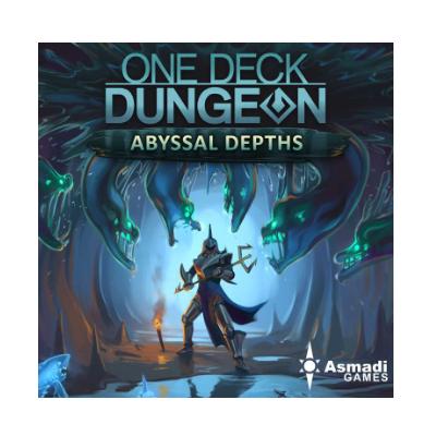 One Deck Dungeon: Abyssal Depths – EN