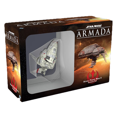 Star Wars Armada: Angriffsfregatte vom Typ II – DE