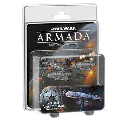 Star Wars Armada: Imperiale Angriffsträger – DE