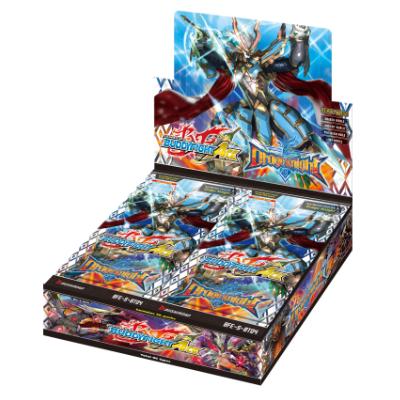 Future Card Buddyfight: Ace Booster Display Vol. 4 Deity Garga Arises! (30 Packs) – EN