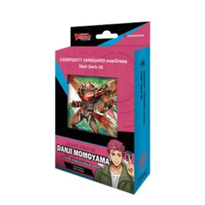 "Cardfight!! Vanguard: overDress – Starter Deck ""Danji Momoyama – Tyrant Tiger"" – EN"