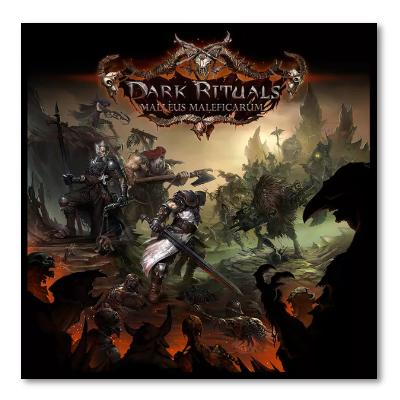 Dark Rituals: Malleus Maleficarum – DE