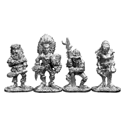 """Dungeon Degenerates: Mean Streets """"Miniatures"""""""