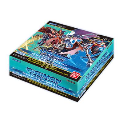 Digimon Card Game: Release Special Booster Display Ver.1.5 BT01-03 (24 Packs) – EN