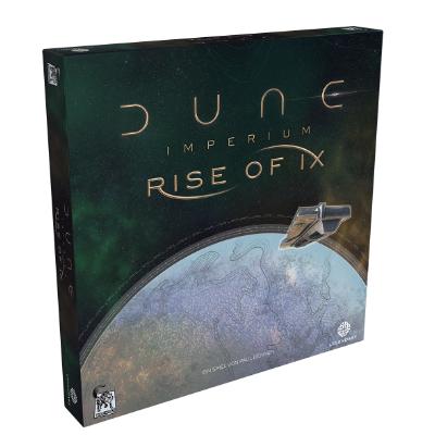 """Dune: Imperium – Rise of Ix """"Erweiterung"""" – DE"""