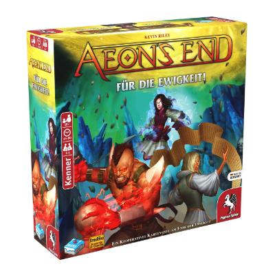 Aeons End: Für die Ewigkeit – DE