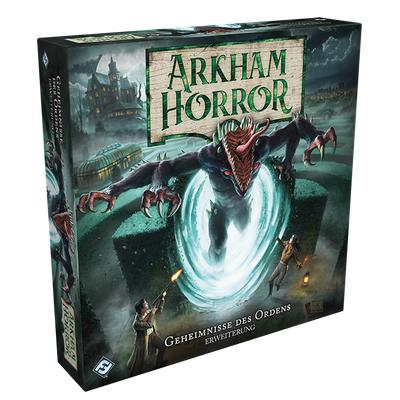 Arkham Horror 3. Edition: Geheimnisse des Ordens – DE