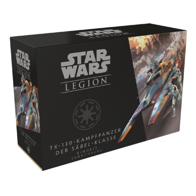 Star Wars Legion: Kampfpanzer der Säbel-Klasse – DE