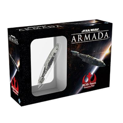 Star Wars Armada: MC30c-Fregatte – DE