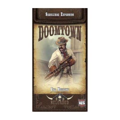Doomtown Reloaded: SB09 Bad Medicine – EN