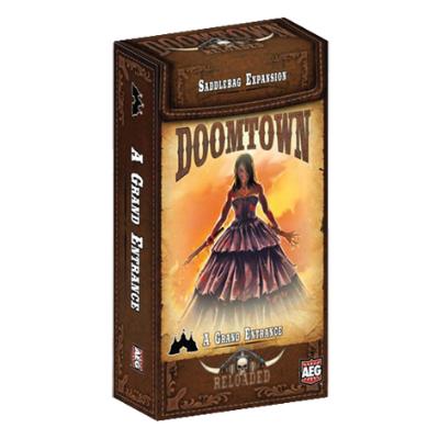 Doomtown Reloaded: SB11 A Grand Entrance – EN