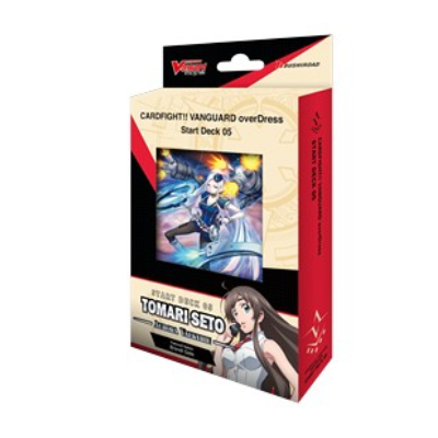 "Cardfight!! Vanguard: overDress – Starter Deck ""Tomari Seto – Aurora Valkyrie"" – EN"