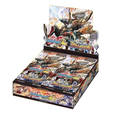 Future Card Buddyfight: Ace Booster Display Vol. 5 War of Dragods (30 Packs) – EN