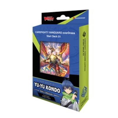 "Cardfight!! Vanguard: overDress – Starter Deck ""Yu-Yu Kondo – Holy Dragon"" – EN"