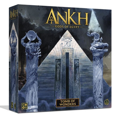 Ankh: Gods of Egypt – Tomb of Wonders – EN