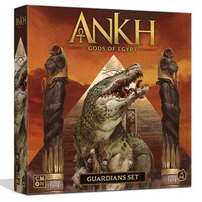 Ankh: Gods of Egypt – Guardians Set – EN