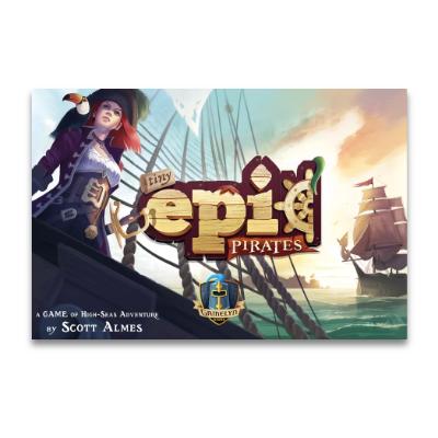 Tiny Epic Pirates – EN