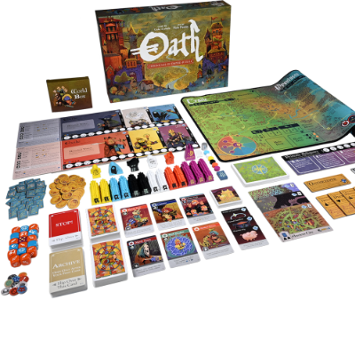 Oath: Chronicles of Empire and Exile – EN