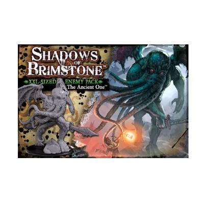 Shadows of Brimstone: The Ancient One – EN