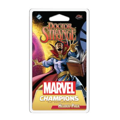 """Marvel Champions: Doctor Strange """"Hero Pack"""" – DE"""