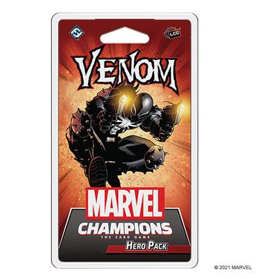 "Marvel Champions: Venom ""Hero Pack"" – EN"