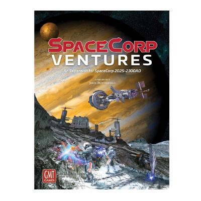"""SpaceCorp 2025-2300AD Ventures """"Erweiterung"""" – EN"""