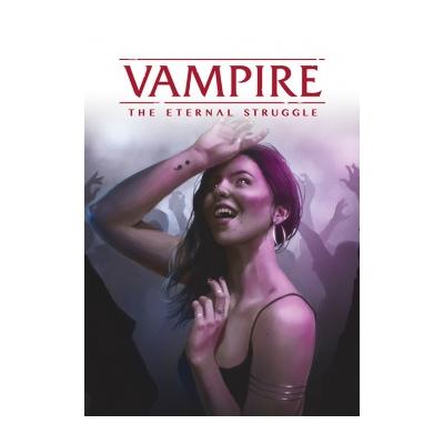 """Vampire The Eternal Struggle: 5th Edition """"Malkavian"""" – EN"""
