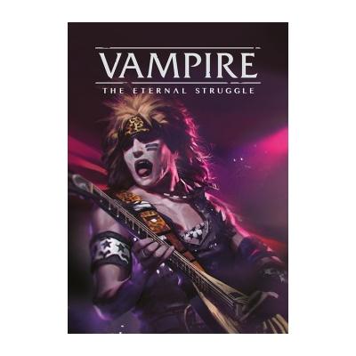 """Vampire The Eternal Struggle: 5th Edition """"Toreador"""" – EN"""