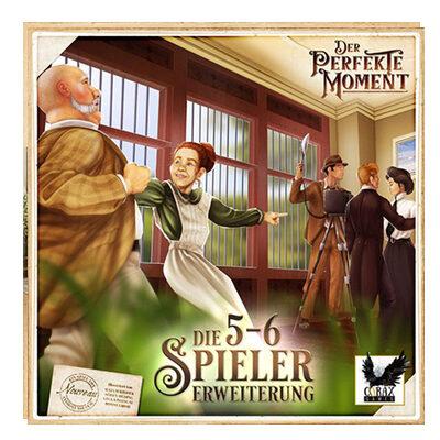 Der perfekte Moment: 5-6 Spieler Erweiterung – DE