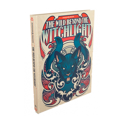D&D: The Wild Beyond the Witchlight – limited alternate Cover (HC) – EN