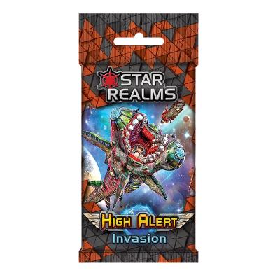 "Star Realms: High Alert ""Invasion"" – EN"