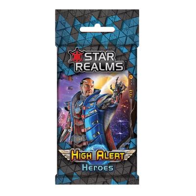 """Star Realms: High Alert """"Heroes"""" – EN"""