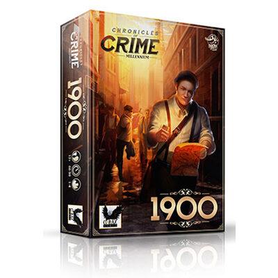 Chronicles of Crime:  Millennium 1900 – DE