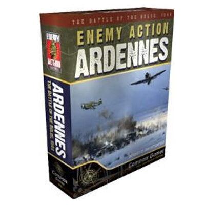 "Enemy Action Vol. 1: Ardennes ""the Battle of the Bulge 1944"" – EN"