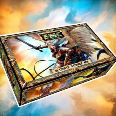 Epic Card Game: Ultimate Storage Box – EN