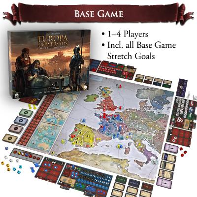 Europa Universalis: Standard Edition – EN