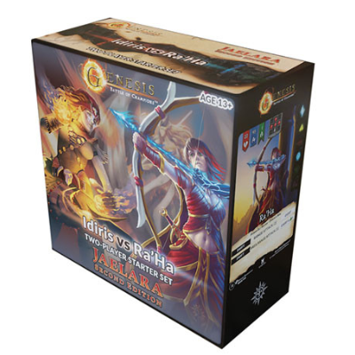 Genesis TCG: Battle of Champions – Jaelara Second Edition 2 Player vs. Deck – EN