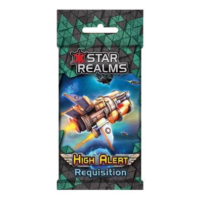"Star Realms: High Alert ""Requisition"" – EN"