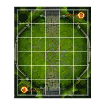 Genesis TCG: Battle of Champions – Neoprene Game Mat: Ajna