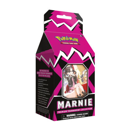 Pokemon: Marnie Premium Tournament Collection – EN