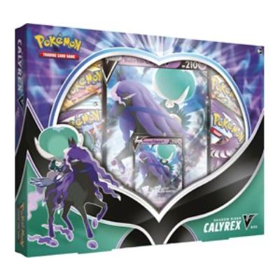 Pokemon: Calyrex August V Box – EN