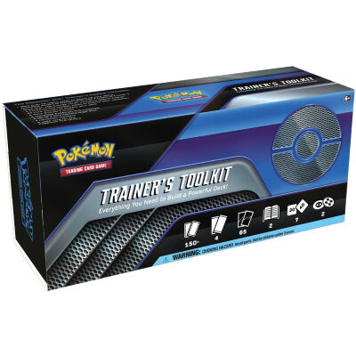 Pokemon: Pokemon Trainers Toolkit 2021 – EN