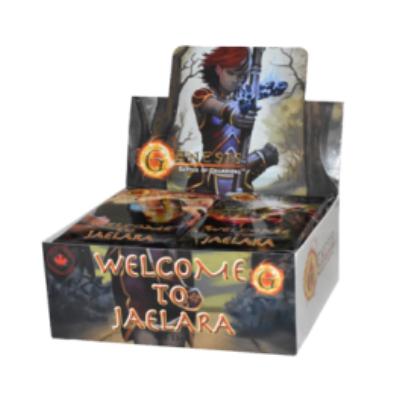 "Genesis TCG: Battle of Champions – Welcome to Jaelara ""Booster Display Box"" – EN"