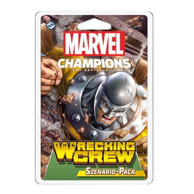 "Marvel Champions: The Wrecking Crew ""Hero Pack"" – DE"