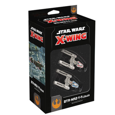 Star Wars X-Wing 2.Edition: BTA-NR2-Y-Flügler – DE